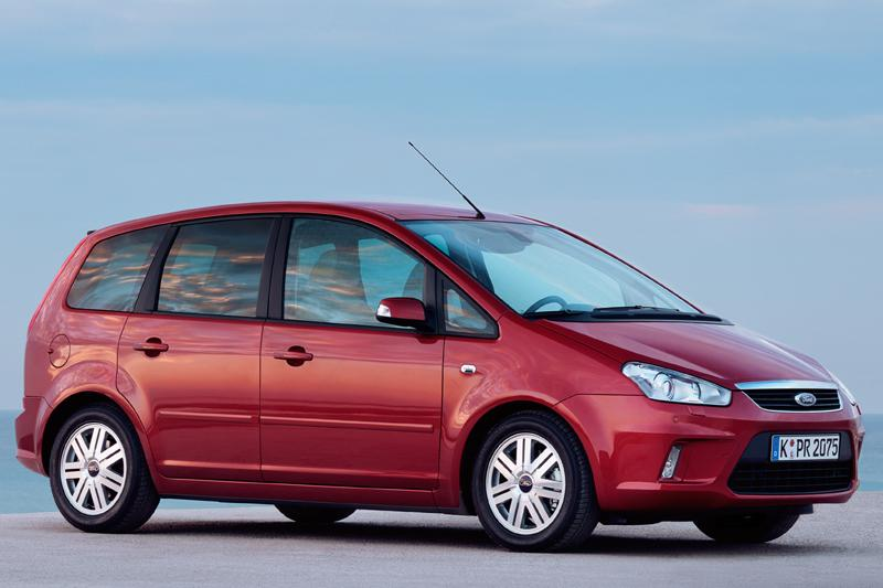 Ford C-MAX 1.6 TDCi 109pk Trend (2010)