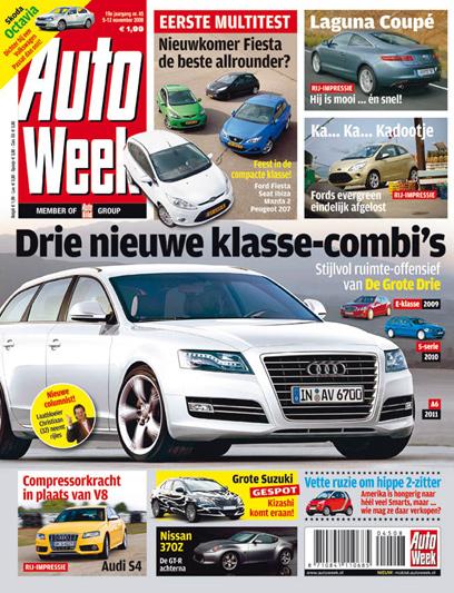 AutoWeek 45 2008