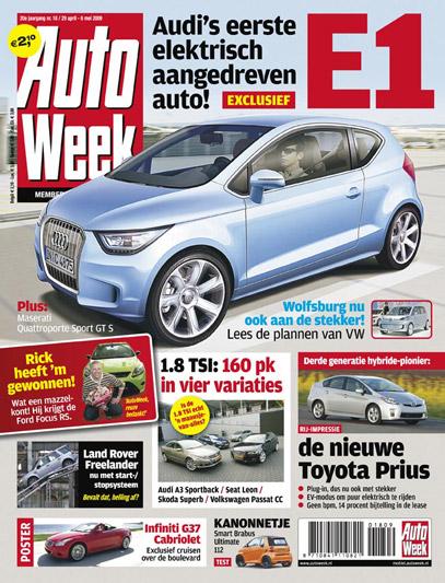 AutoWeek 18 2009