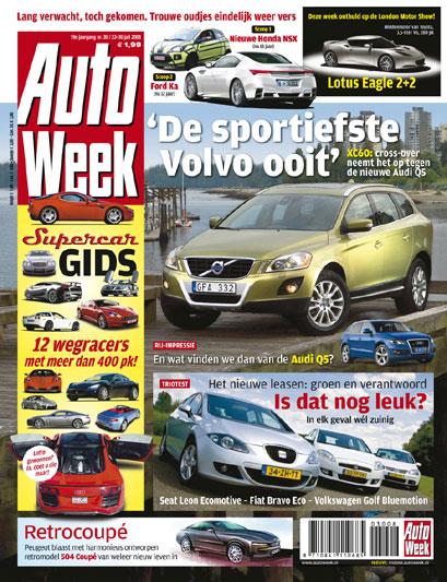 AutoWeek 30 2008