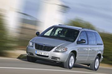 Zakelijke editie Chrysler Voyager