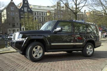 Jeep Commander 3.0 CRD V6 Limited (2006)