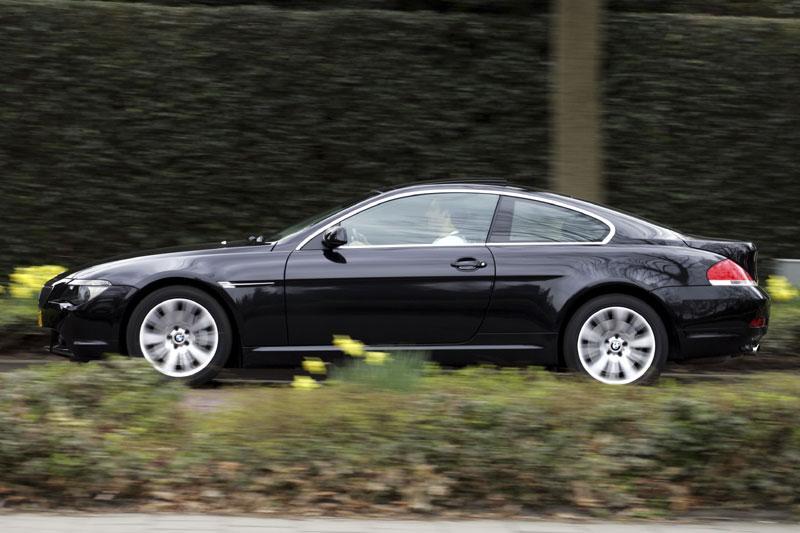 BMW 650i (2006)