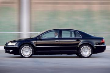 """""""VW Phaeton-opvolger maatje kleiner"""""""