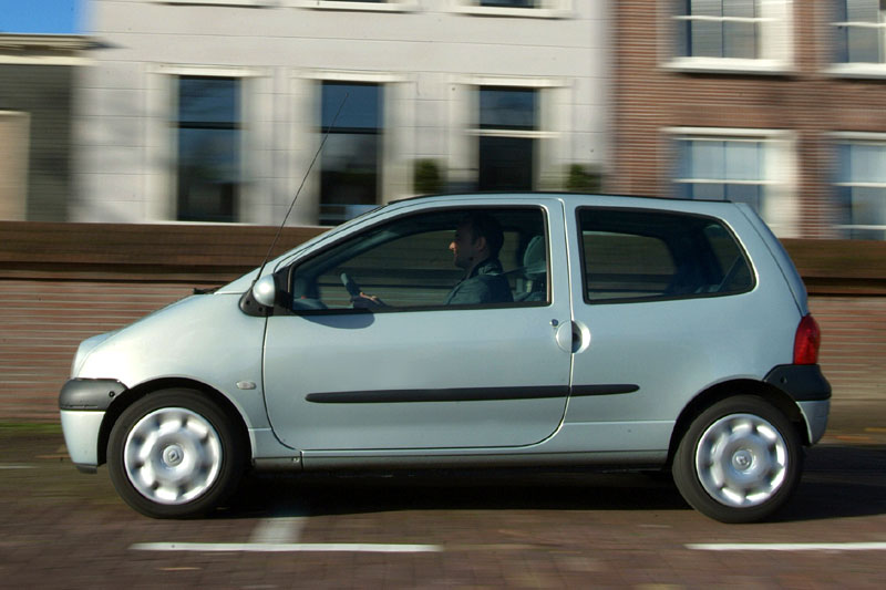 renault twingo 1 2 emotion 2006 autotest. Black Bedroom Furniture Sets. Home Design Ideas