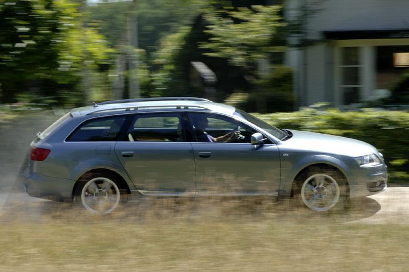 Audi A6 Allroad Quattro 2.7 TDI (2006)
