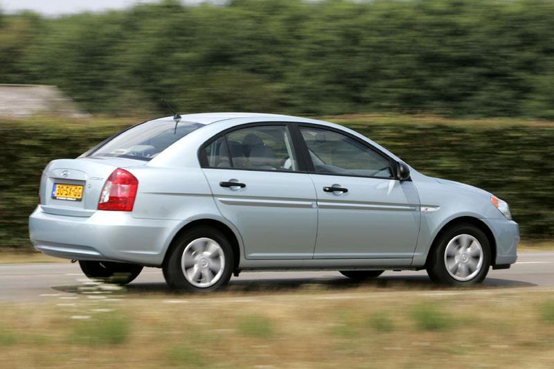 Hyundai Accent 1.4 DynamicVersion (2006)