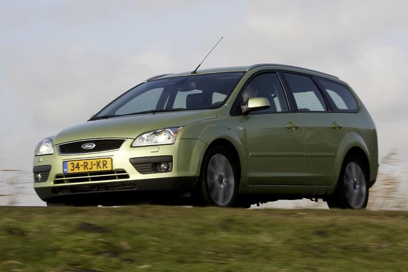 Ford Focus Wagon 1.6 16V Ti-VCT Titanium (2006)