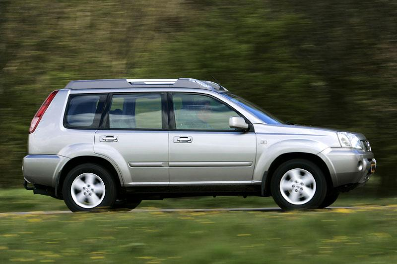 Nissan X-Trail 2.2 dCi 4WD Columbia Style (2006)