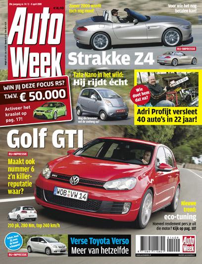 AutoWeek 14 2009