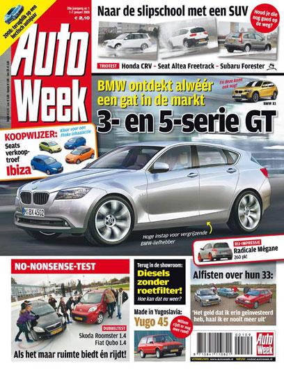 AutoWeek 01 2009