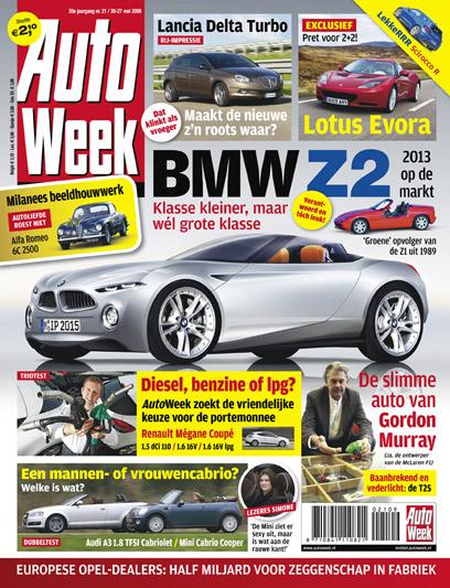AutoWeek 21 2009