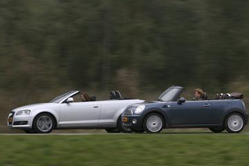 Mini Cooper Cabrio-Audi A3 Cabrio