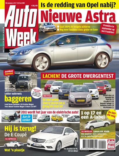 AutoWeek 20 2009
