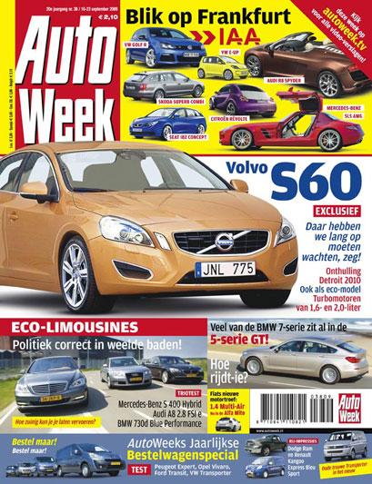 AutoWeek 38 2009