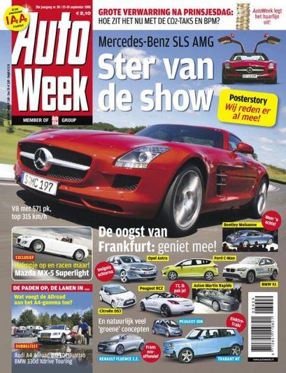 AutoWeek 39 2009