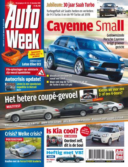 AutoWeek 52 2008