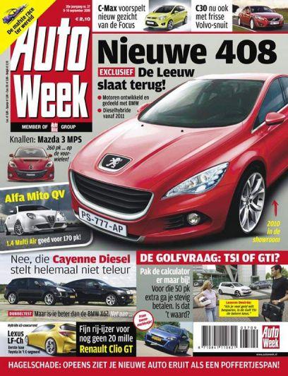 AutoWeek 37 2009