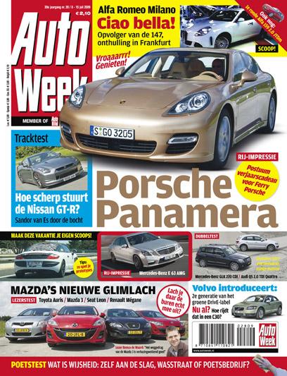 AutoWeek 28 2009