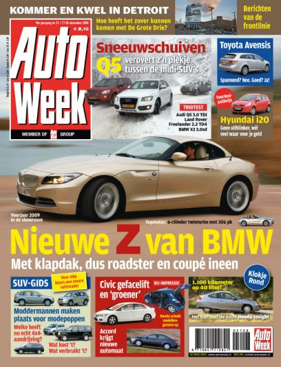 AutoWeek 51/ 2008