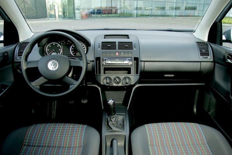 volkswagen polo 1 4 tdi 70pk optive 2006 autotest. Black Bedroom Furniture Sets. Home Design Ideas
