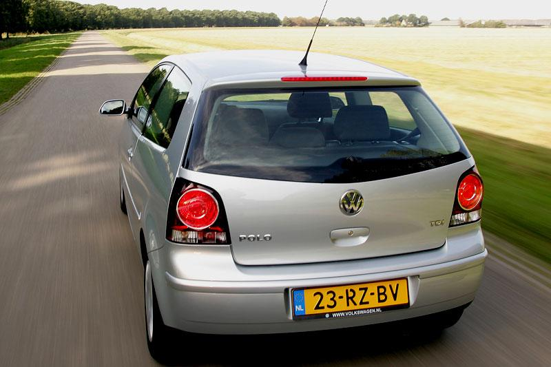 Volkswagen Polo 1.4 TDI 70pk Optive (2006)