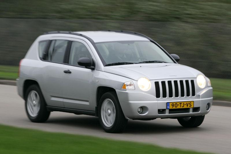 Jeep Compass 2.4 Limited (2007)