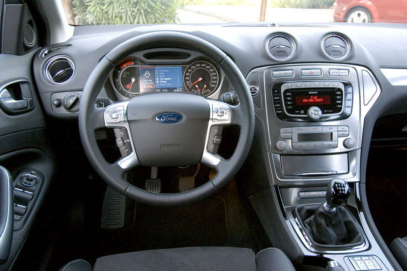 Ford Mondeo Rijimpressies