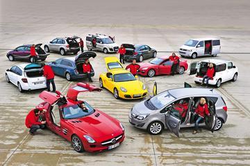 In- en uitstappen getest bij 50 auto's