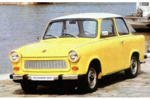 Trabant 500 - 1951