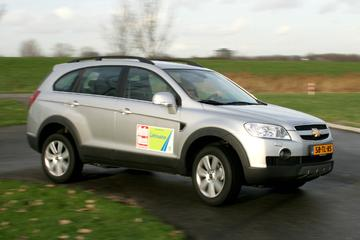 Chevrolet Captiva 2.0 VCDI 150pk Executive (2008)