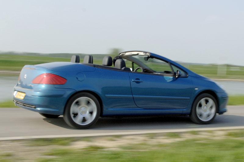 Peugeot 307 CC Sport 2.0-16V 177pk (2006)