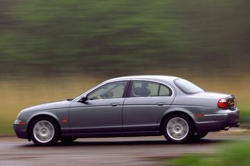 Jaguar S-Type 3.0 (2006)