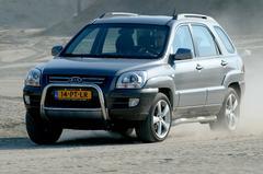 Kia Sportage 2.0 CVVT 4WD X-treme