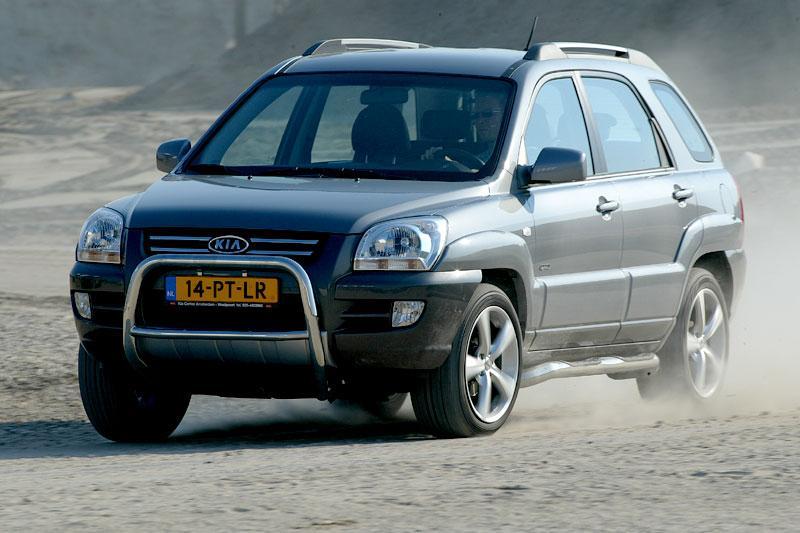 Kia Sportage 2.0 CVVT 4WD X-treme (2006)