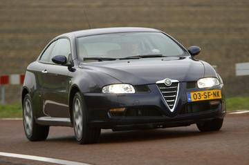 Alfa Romeo GT 3.2 V6 Distinctive (2006)