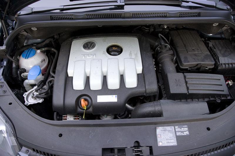 Volkswagen Golf Plus 2.0 TDI Comfortline