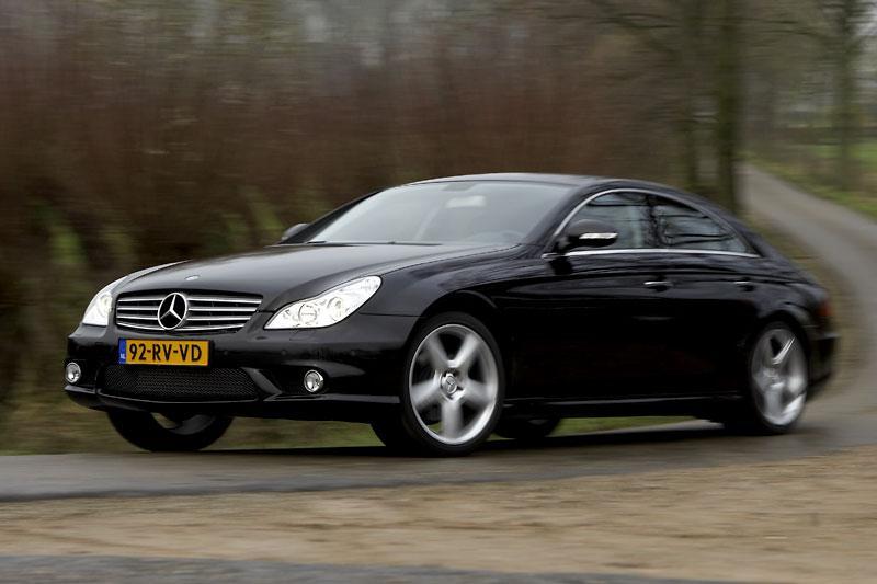 Mercedes-Benz CLS 320 CDI (2006)