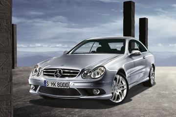 Sport Edition Mercedes CLK
