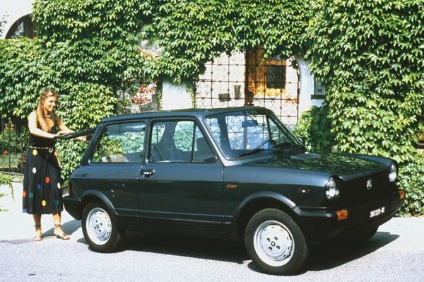 Lancia/ Autobianchi A112