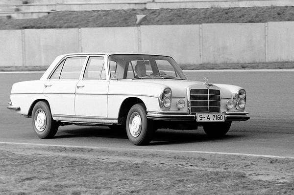 Mercedes-Benz S-klasse W108