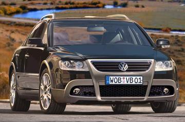 1 april! Geen Volkswagen CrossPhaeton