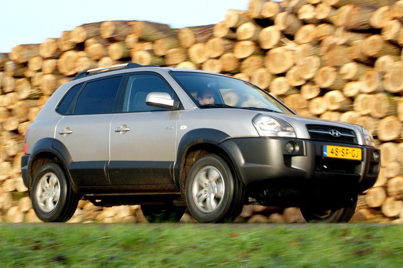 Hyundai Tucson 2.0 CRDi VGT StyleVersion 4WD (2006)
