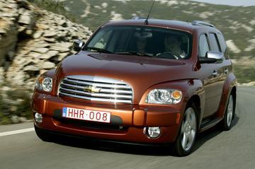 Gereden: Chevrolet HHR