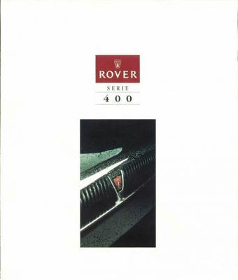 Rover 400,414si,416gsi,420gti