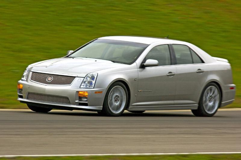 Cadillac STS-V en XLR-V