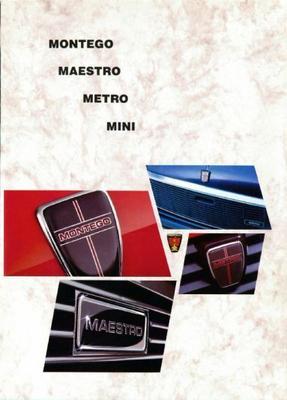 Austin Montego,maestro,metro,mini.mg Turbo.mini Mg