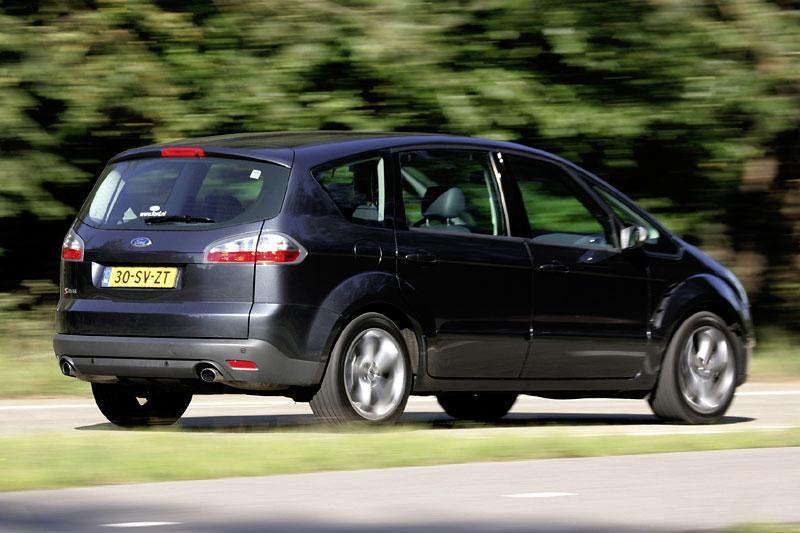 Ford S-MAX 2.5 20V Turbo (2007)
