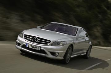 Gereden: Mercedes CL 65 AMG