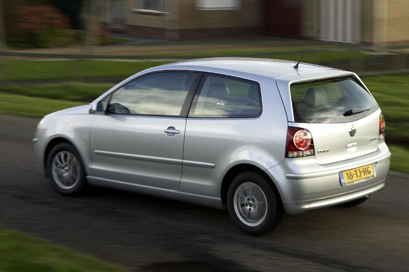 Volkswagen Polo 1.4 TDI 80pk Bluemotion (2007)